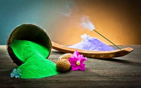 Picture sand, Spa, aromatherapy, Aromatherapy