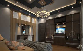Picture room, the room, Master bedroom design