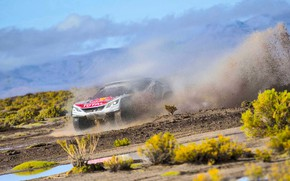 Picture Water, Sport, Speed, Race, Peugeot, Squirt, Lights, Red Bull, Rally, Dakar, Dakar, Rally, Sport, The …