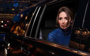 Picture actress, car, Rose Byrne