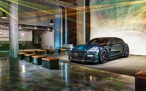 Picture Porsche, Panamera, Porsche, Panamera, Gran Turismo, TechArt, Grand Turismo