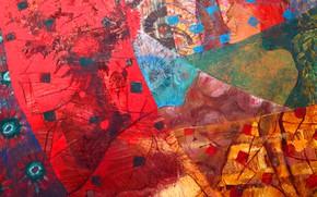 Picture patterns, graphics, Painting, fabric, blankets, Svetlana Nesterova