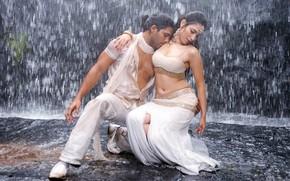 Picture music, cinema, girl, man, movie, dance, brunette, film, telugu, Tamanna Bhatia, Respond To Arjun, Badrinath