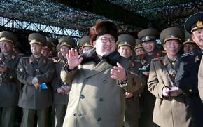 Picture people, hat, North Korea, The DPRK, the dictator, Kim Jong-UN, Dictatorship, Totalitarianism, Juche