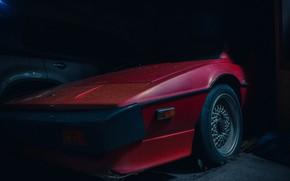 Picture Lotus, red, black, auto, exotic, LOTUS