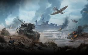 Wallpaper WoT, World of Tanks, World Of Tanks, Wargaming Net, World of Warplanes, World Of Aircraft, ...