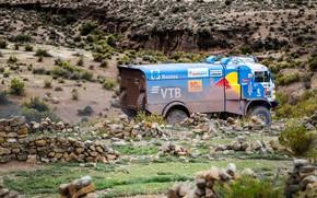 Picture Nature, Sport, Speed, Truck, Race, Master, Russia, Beast, 500, Kamaz, Rally, Dakar, Dakar, Rally, KAMAZ, …