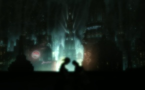 Picture Bioshok, Irrational Games, BioShock Infinite, BioShock Infinite Burial at Sea