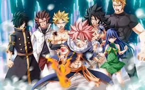 Picture blood, game, anime, Cobra, Rogue, dragon, asian, manga, Wendy, japanese, Sting, Fairy Tail, Natsu, oriental, …