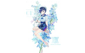 Picture Girl, Art, Ichigo, Darling In The Frankxx, Cute in France