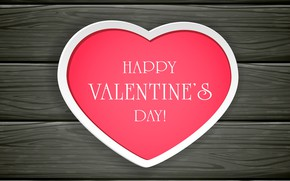 Picture romance, heart, Valentine's Day