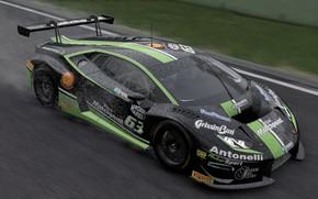 Picture race, track, Lamborghini, Project Cars 2
