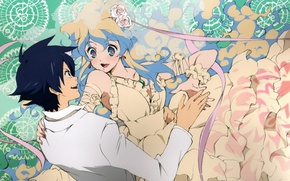 Picture Princess, simon, ruffles, the bride and groom, distributed by mattel and nintendo violence gurren-lagann, blue …