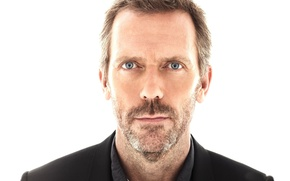 Wallpaper look, House M.D., Hugh Laurie, Dr. House, the series, Hugh Laurie, Gregory House