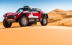 Picture Sand, Red, Mini, Desert, Rally, Dakar, Dakar, Rally, Dune, Buggy, Buggy, X-Raid Team, MINI Cooper, ...