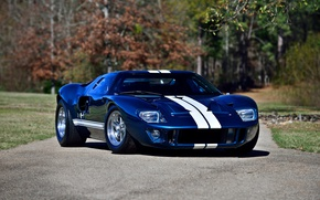 Picture Ford, USA, 1965, GT40