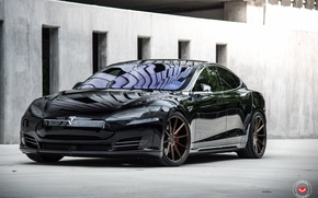 Picture Forged, Tesla, Vossen, Model S
