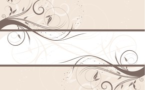 Picture vector, texture, background, beige background, floral