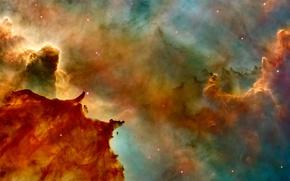 Picture space, stars, NASA, nebula