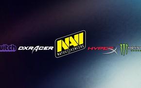 Picture na'vi, counter strike, dota 2, natus vincere, cyber sport team
