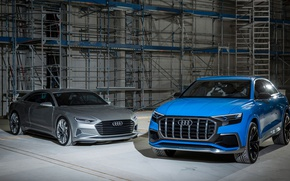 Picture Concept, Audi, krossver
