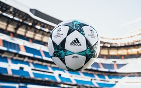 Picture The ball, Adidas, Champions League, Champions League, UEFA, UEFA Champions League, Champions League 2017 18, ...