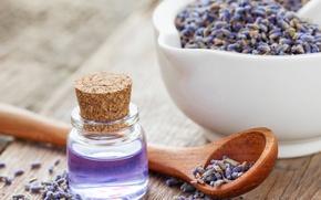 Picture lavender, purple, lavender, salt, spa, oil