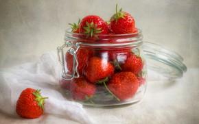 Picture strawberry, ripe, Strawberries