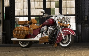 Picture Bike, Moto, Indian-Chief-Vintage, 2014.