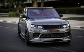 Picture Range Rover, Urban, SVR, Adv.1
