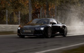 Picture Audi, race, track, Project Cars 2