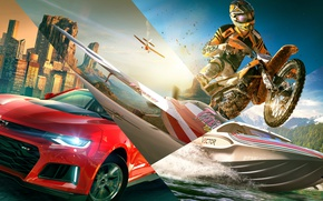 Picture Car, Ubisoft, Game, The Crew 2