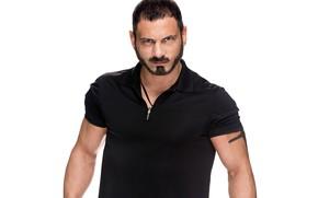 Picture look, pose, wrestler, WWE, Austin ARIS, Daniel Healy Solwold Jr, Austin Aries