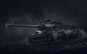 Picture WoT, World of Tanks, World Of Tanks, Wargaming Net, Is-6, IS-6 Black Edition