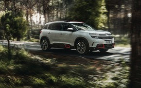 Picture speed, 2018, crossover, Aircross, Citroen C5