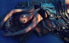 Picture lies, singer, Jennifer Lopez, sarmentose