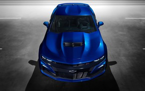 Picture Chevrolet, Camaro SS, the view from the top, 2019