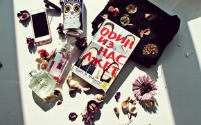 Picture flowers, owl, books, ipod, perfume, blouse, book, drink, iphone, bump, blouse, book, owl, books, spirits, …