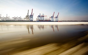 Picture Transportation, Industry, Commercial Dock