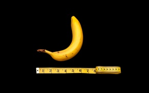 Picture size, Banana, inches
