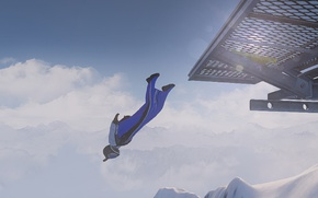Picture Jump, Game, Steep