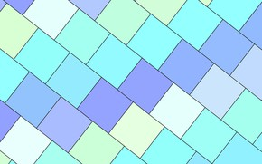 Picture wallpaper, geometry, design, color, qhd-material