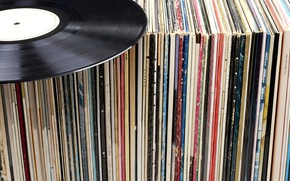 Picture Vinyl, Retro, Records
