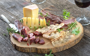 Picture cheese, meat, appetizer, pita, fat