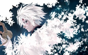 Picture look, anime, art, guy, D. Gray-man