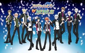 Picture IDOLiSH7, Yaotome Gaku, Kujou Tenn, Yotsuba Tamaki, Ousaka Sougo, Tsunashi Ryunosuke, Nikaido Yamato, The Invention …