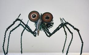 Picture wire, figure, circuits