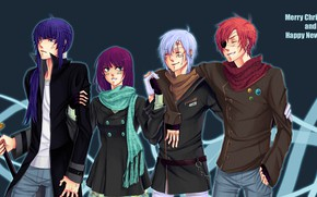 Picture anime, art, characters, D.Gray-man