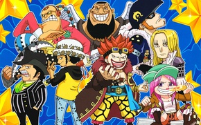 Picture One Piece, pirate, captain, powerful, Roronoa Zoro, strong, Killer, akuma from mi, Eleven Supernovas, Monkey …