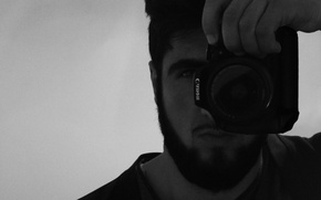 Picture Look, Face, Eyes, Camera, Guy, Beard, Male, Amazing, Canon, Hit, Face, Man, Movie, Mood, Beard, …